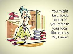 Are you a book addict?
