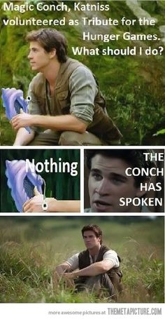 hunger games funny | 23 June, 2012 in Funny , Pictures | Comment