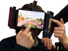Bizarre Virtual Reality Projects from CHI 2017 #Fun #Idea #Project #CHI2017 #VR #Haptics