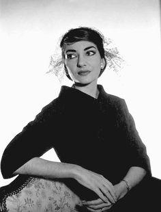 Maria Callas 1952