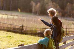 Natur erleben, Familienzeit genießen