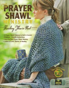 Prayer Shawl Ministry ~ a tangible blessing for the sick in our Parish