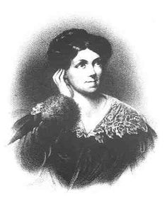 Harriet Martineau (1802- 1876), English journalist, author, social critic and reformer before sociology was invented, and feminist