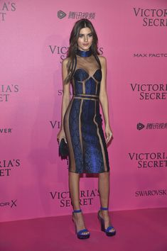 Valery Kaufman - Every Look from the 2016 Victoria's Secret After-Party  - Photos