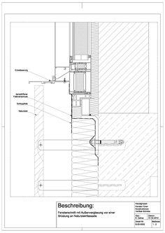 a 03 0021 unterer anschluss einer pfosten riegel fassade a 03 0021 details pinterest. Black Bedroom Furniture Sets. Home Design Ideas
