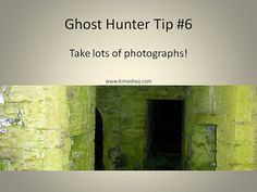 Ghost Hunters, Let It Be, Tips, Paranormal, Hunting, Deer Hunting, Counseling