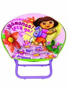 $16.00 Dora Mini Saucer Chair by Idea Nuova, http://www.amazon.com/dp/B004WGJ7CA/ref=cm_sw_r_pi_dp_FXXsrb1QMPZR9