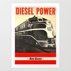 Diesel Power by Fernando Vieira