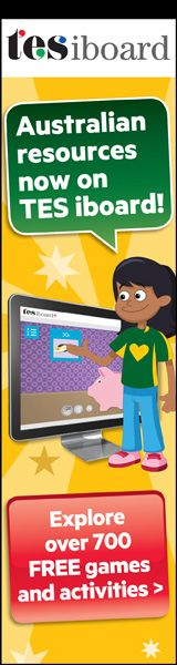 Topmarks smartboard resources