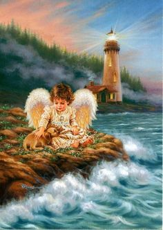Angel Diamond Painting Kits with every kind of Angel imaginable. Guardian angels as well as child angels. All beautiful and ready to be dazzled in these d Angel Gif, Murals Your Way, I Believe In Angels, Ange Demon, Angel Pictures, Angels Among Us, Angels In Heaven, Heavenly Angels, Animation