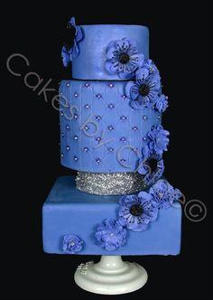 Beautiful Wedding Cake!!!! I Love...
