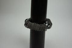 Lousje & Bean's new unique Canadian Made Jewelry line....Ruby.... Available here: http://www.lousjeandbean.ca/bracelets/ #canadianmade #funckybracelets #uniquejewerly #lousjeandbean #boutique #stretchybracelet #polkadots