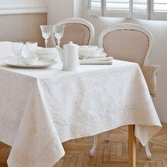 JACQUARDTISCHDECKE UND -SERVIETTE AUS BAUMWOLLE MIT BUKOLISCHEN MOTIVEN - Tischdecken - Tisch | Zara Home Deutschland