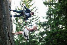 Plener ślubny #fotografiaslubnatorun #fotografiaslubna #wedding #climbing #mountain #sesjslubna #4moments
