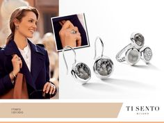There is no look this ring and earrings don't complement. Do you agree?