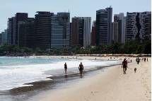 Fortaleza comemorou 287 anos de fundação. Capital cearense festejou aniversário neste sábado (13) ao som de Milton Nascimento.