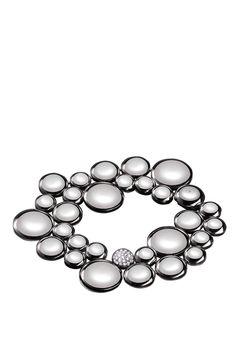 CK Liquid Stainless Steel Bracelet II from Calvin Klein Jewellery on Brandsfever