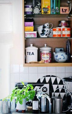 Espacios en tu hogar exclusivos para el café