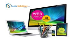 Sapio solutions offers professional web design services in Hyderabad. We Design #StaticWebsites #WordpressWebsites #EcommerceWebsites with a great #ResponsiveWebDesign Features. For more details visit http://sapiosol.com/web-design-services.html Call us at +91-40-6455 8055
