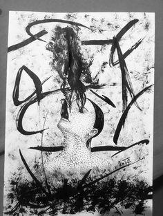 #art #ink Ink, India Ink