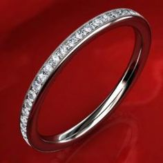 Browse our extensive selection of customized diamond eternity wedding bands for men and women! Schedule an appointment with our jewelry expert to get quotes. Engagement Ring Buying Guide, Engagement Rings, Eternity Bands, Diamond Wedding Bands, Classic, Bracelets, Jewelry, Enagement Rings, Derby