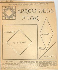 25 1930s Kansas City Star Quilt Patterns On CD 25 by 2olddivas, $9.95