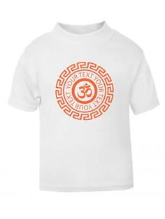 Personalised T-shirt With Om