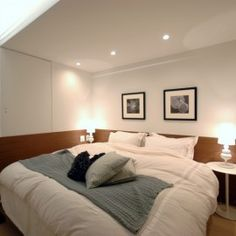 我が家を極上の癒し空間に!ホテルライクなベッドルーム7選