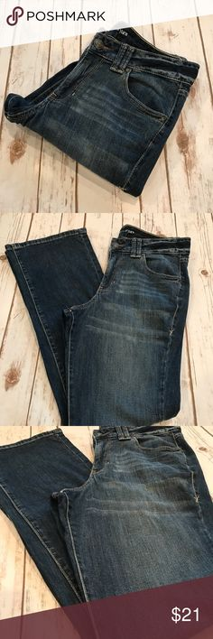 Lane Bryant - Gorgeous Bootcut Denim Jeans, 14 Lane Bryant - Gorgeous Bootcut Denim Jeans, women's size 14. Inseam is approximately 32 inches. In fantastic preowned condition. Same day or next business day shipping is guaranteed! Lane Bryant Jeans Boot Cut