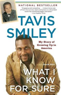 #Book What I Know for Sure: My Story of Growing Up in America by Tavis Smiley