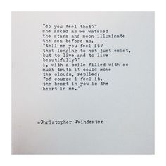 The Universe and Her, and I poem #223 written by Christopher...