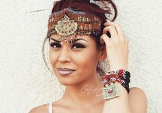 #afghan #jewelry #style