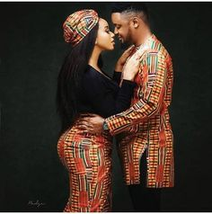 Couples African Outfits, Latest African Fashion Dresses, African Dresses For Women, African Print Fashion, Africa Fashion, African Attire, African Wear Styles For Men, African Shirts For Men, African Clothing For Men