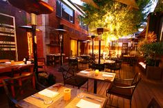 Wilshire restaurant  Top 10 outdoor dining restaurant