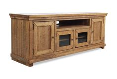 """Sinclair Pine Tv Console 74"""" x 28"""" LS; Paint two toned like the Etsy one?"""