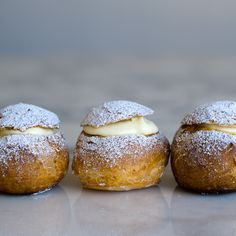 Popelini -- for the best cream-filled-choux in town! Paris!