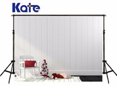 24.99$  Buy here - http://alij9e.shopchina.info/1/go.php?t=32807773703 - KATE Christmas Backdrops White Wood Photography Background Newborn Backdrop for Photo Studio US Delivery  #SHOPPING
