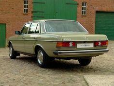 Mercedes-Benz, 300, D W123