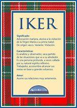 Iker significado