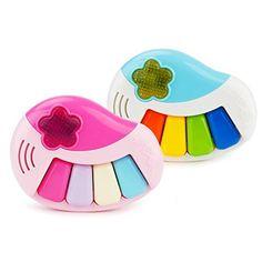 Wenasi Cartoon Music Lights Piano, Chinese Songs, Can Promote Cultural Exchange(Pink). #Wenasi #Cartoon #Music #Lights #Piano, #Chinese #Songs, #Promote #Cultural #Exchange(Pink)