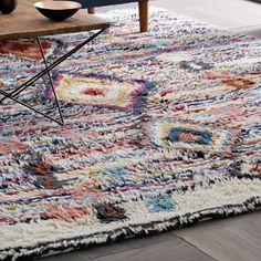 Charm Wool Rug | West Elm