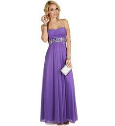 Kallie-lavender Prom Dress