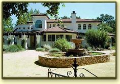 Casa Lana Gourmet Retreat in Napa Valley  | Explore #Calistoga from above with Calistoga Balloons | calistogaballoons.com