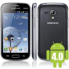 Samsung Galaxy S Duos S7562 Preto, Dual Chip, Processador de 1Ghz, Android 4.0, 3G, Wi-Fi, GPS, Câmera 5.0MP, Memória Interna de 3GB - http://batecabeca.com.br/samsung-galaxy-s-duos-s7562-preto-dual-chip-processador-de-1ghz-android-4-0-3g-wi-fi-gps-camera-5-0mp-memoria-interna-de-3gb-walmart.html