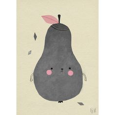 Fine Little Day Pirum Parum Poster Pirum Parum Poster from Swedish brand Fine Little Day. The cuties pear of all, Pirum Parum comes from traditional Swedish nursery rhyme. This poster will bright up your child bedroom, nursery room or playroom. Printed on Nursery Art, Nursery Decor, Room Decor, Poster Prints, Art Prints, Kidsroom, Cute Illustration, Kids Decor, Artsy Fartsy