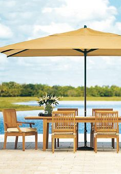 Experience Frontgate Outdoor Furniture.