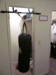 The Purpose We Will Use Doorway Punching Bag Is Because They Are The Best Way To Carry On With Boxing Homemade Punching Bag Punching Bag Punching Bag Stand