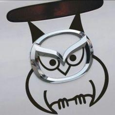 Mazda owl