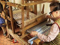 carpet loom | Domoszló, Hungary | 2009