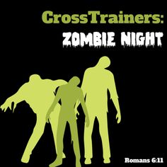 Youth Ministry Game: Humans vs. Zombies